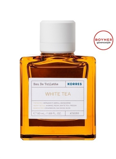 Korres Korres White Tea EDT Parfüm 50 ml Renksiz